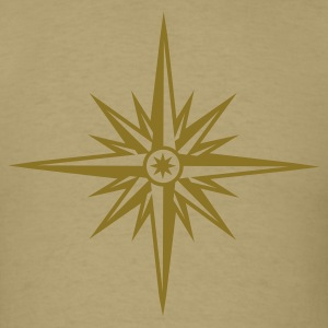 Compass  - Men's T-Shirt