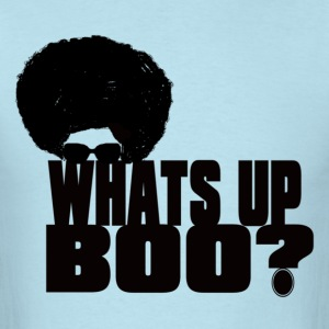 WHAT'S UP BOO??? - Men's T-Shirt