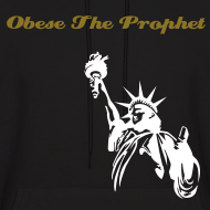 Design ~ Obese The Prophet Liberty Hoodie