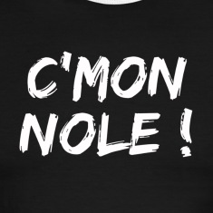 Come on Nole ! T-Shirts