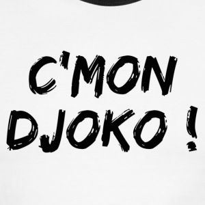 Come on Djoko ! T-Shirts - Men's Ringer T-Shirt