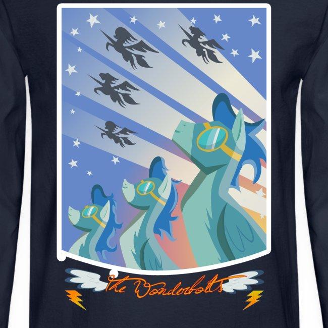 Blaze Across Equestria '10 (long sleeve)