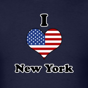 I love New York T-Shirts - Men's T-Shirt