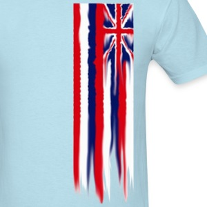 melting_flag T-Shirts - Men's T-Shirt