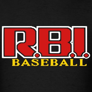 RBI Baseball (Standard Weight) - Men's T-Shirt