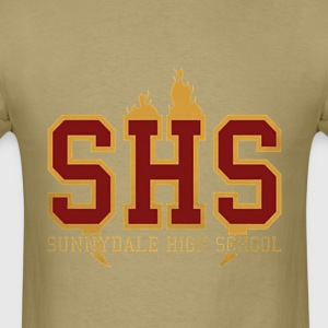 Sunnydale High School - Men's T-Shirt