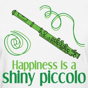 Shiny Piccolo - Women's T-Shirt