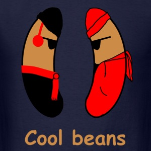 Cool Beans T-Shirts - Men's T-Shirt