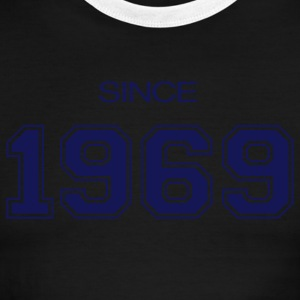 Birthday gift  1969 T-Shirts - Men's Ringer T-Shirt