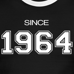 Birthday gift  1964 T-Shirts - Men's Ringer T-Shirt