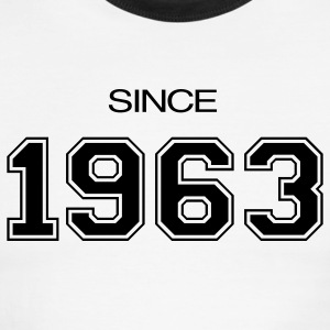 Birthday gift  1963 T-Shirts - Men's Ringer T-Shirt