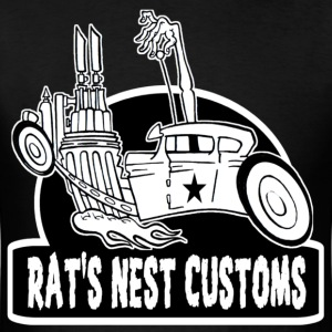 Rat's Nest Customs Shirt - Men's T-Shirt