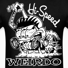 Hi Speed Weirdo Shirt