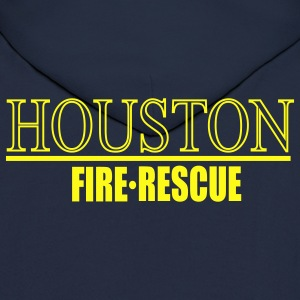 Houston Fire Department Hoodie - Men's Hoodie