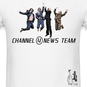 Channel 4 News Team - Men's T-Shirt