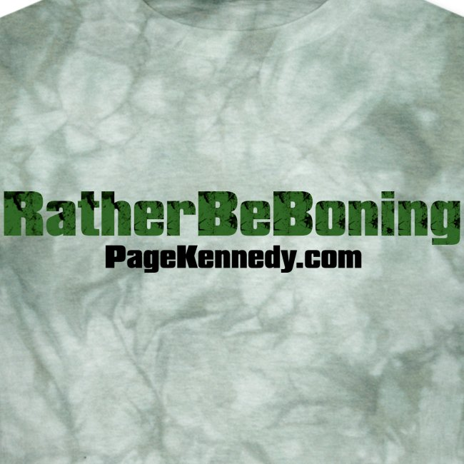Rather Be Boning