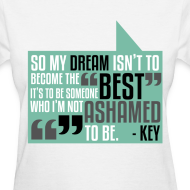 Design ~ [SHINee] Key's Dream