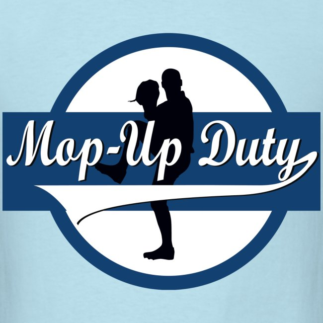 Mop-Up Duty Logo, Standard T-Shirt