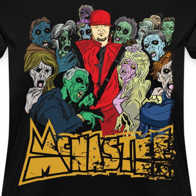 McNastee - Thrill Ya Tee (LADIES)
