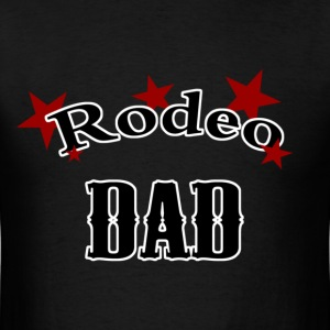 rodeo dad T-Shirts - Men's T-Shirt