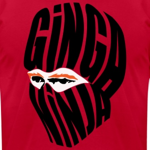 Ginga Ninja T-Shirts - Men's T-Shirt by American Apparel