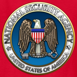 National Security Agency (NSA)  - Kids' T-Shirt