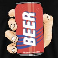 Design ~ Beer in Hand T-Shirt