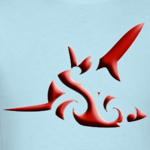 shark_4 T-Shirts - Men's T-Shirt