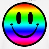 Rainbow Smiley Hoodies - Men's Hoodie