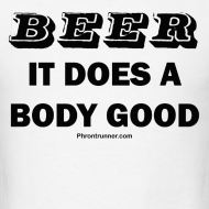Design ~ BEER ~ It does a body good