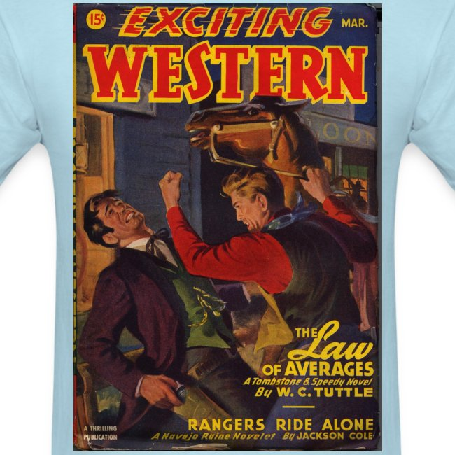 Exciting Western 3/47 Tuttle