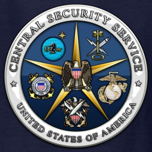 Central Security Service (CSS)  - Kids' T-Shirt