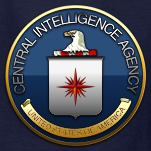 Central Intelligence Agency (CIA)  - Kids' T-Shirt