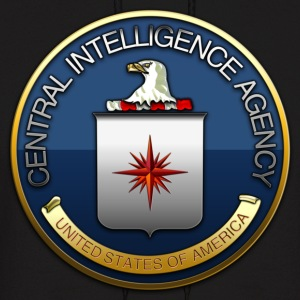 Central Intelligence Agency (CIA)  - Men's Hoodie