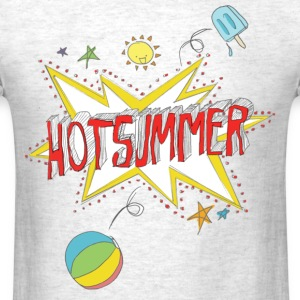 f(x) - Hot Summer - Men's T-Shirt