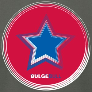 BULGEBULL STAR - Men's T-Shirt by American Apparel