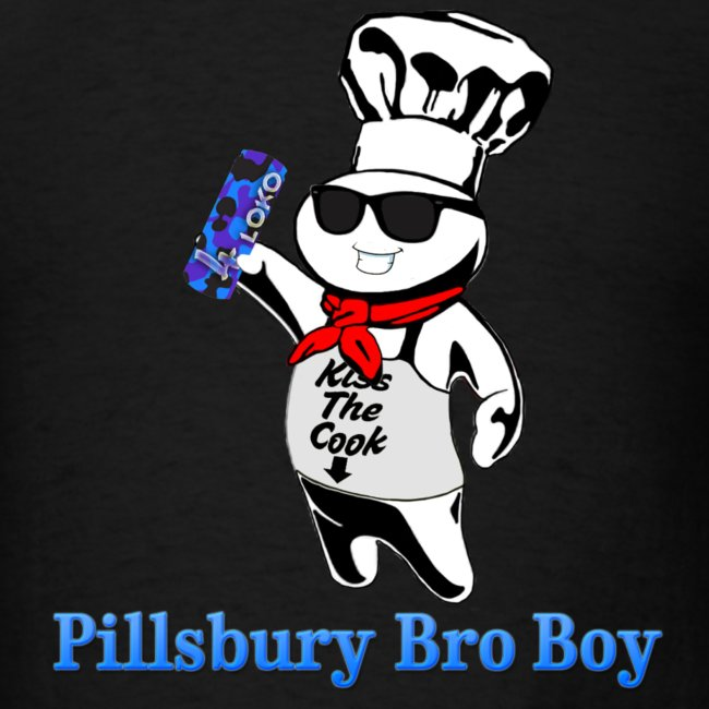 Pillsbury Bro Boy