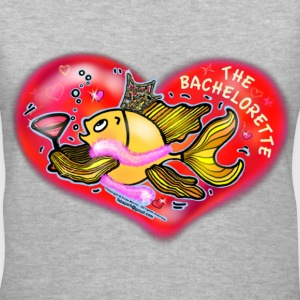 Hen night Fish  - Women's V-Neck T-Shirt