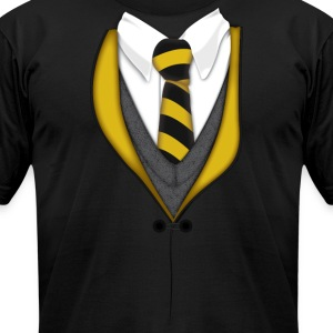 Hufflepuff Uniform - Men's T-Shirt by American Apparel