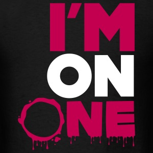 I'm On One Throwed Shirt T-Shirts - Men's T-Shirt