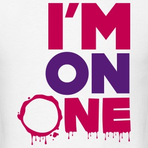 I'm On One Throwed Shirt - Men's T-Shirt