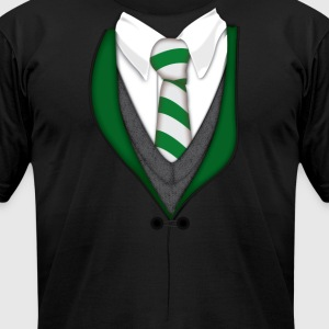 Slytherin Uniform - Men's T-Shirt by American Apparel
