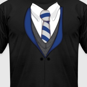 Ravenclaw Uniform - Men's T-Shirt by American Apparel