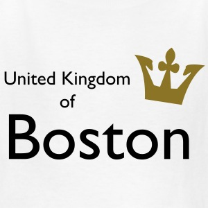 United Kingdom of Boston Kids' Shirts - Kids' T-Shirt
