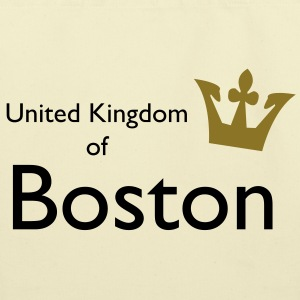 United Kingdom of Boston Bags  - Eco-Friendly Cotton Tote