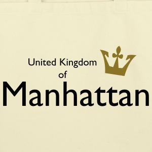United Kingdom of Manhattan Bags  - Eco-Friendly Cotton Tote