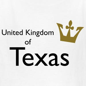United Kingdom of Texas Kids' Shirts - Kids' T-Shirt