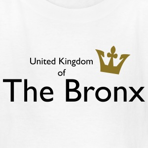 United Kingdom of The Bronx Kids' Shirts - Kids' T-Shirt