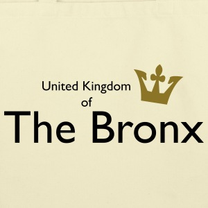 United Kingdom of The Bronx Bags  - Eco-Friendly Cotton Tote