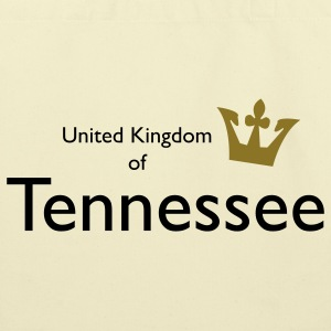 United Kingdom of Tennessee Bags  - Eco-Friendly Cotton Tote